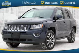 Used 2014 Jeep Compass LIMITED for sale in Ste-Rose, QC