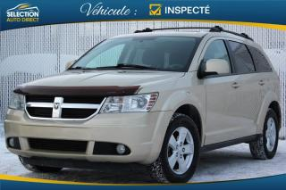 Used 2010 Dodge Journey SXT 7 Passangers for sale in Ste-Rose, QC