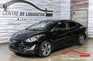 Used 2016 Hyundai Elantra GLS+TOIT+MAGS for sale in Montréal, QC
