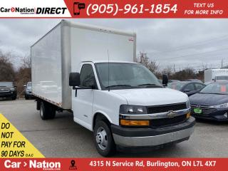 Used 2017 Chevrolet Express 4500 4500  ONE PRICE INTEGRITY  OPEN SUNDAYS  for sale in Burlington, ON