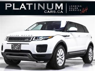 Used 2018 Land Rover Evoque SE, NAV, PANO, PUSH BUTTON, HEATED SEATS for sale in Toronto, ON
