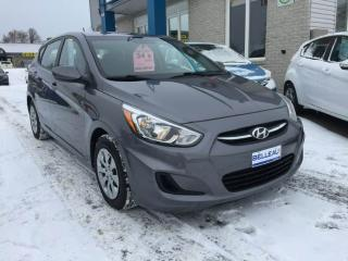 Used 2015 Hyundai Accent Le*démarreur à distance for sale in Québec, QC