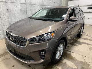 Used 2019 Kia Sorento EX AWD CUIR 7 PASSAGER APPLECAR CAMERA SIEGES ET VOLANT CHAUFFANTS for sale in St-Nicolas, QC