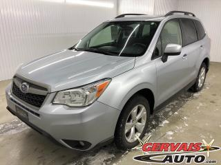 Used 2015 Subaru Forester Commodité PZEV AWD MAGS CAMÉRA SIÈGES CHAUFFANTS for sale in Trois-Rivières, QC