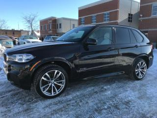 Used 2016 BMW X5 M sport pkg for sale in Laval, QC