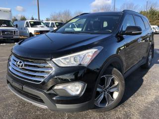Used 2013 Hyundai SANTA FE XL GLS AWD for sale in Cayuga, ON
