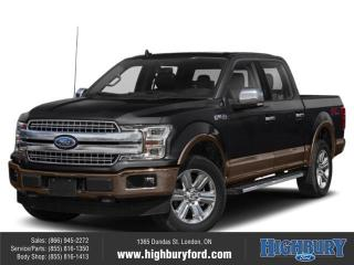 New 2020 Ford F-150 Lariat for sale in London, ON