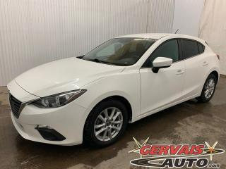 Used 2016 Mazda MAZDA3 GS Sport MAGS CAMÉRA SIÈGES CHAUFFANTS for sale in Shawinigan, QC