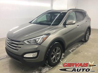 Used 2016 Hyundai Santa Fe Sport Premium AWD Mags Sièges chauffants Bluetooth for sale in Shawinigan, QC