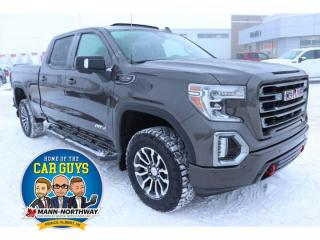 New 2020 GMC Sierra 1500 AT4 for sale in Prince Albert, SK