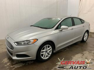 Used 2015 Ford Fusion SE Mags Caméra de recul Bluetooth for sale in Shawinigan, QC