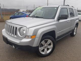 Used 2011 Jeep Patriot LIMITED for sale in Beamsville, ON