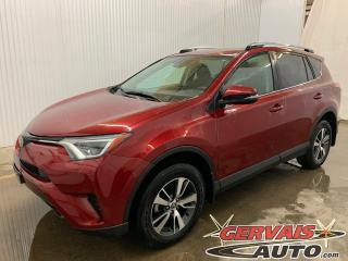 Used 2018 Toyota RAV4 LE AWD MAGS Caméra de recul Sièges Chauffants Toyota Safety Sense for sale in Shawinigan, QC