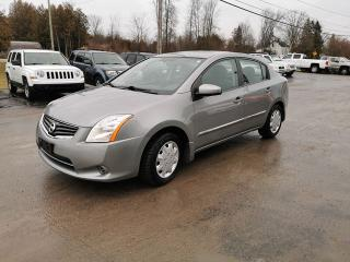 Used 2011 Nissan Sentra 2.0 SL for sale in Madoc, ON