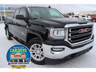 Used 2016 GMC Sierra 1500 SLE | Rear View Camera, Accident Free. for sale in Prince Albert, SK