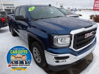 Used 2017 GMC Sierra 1500 1SA | Accident Free, Cruise Control. for sale in Prince Albert, SK