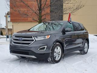 Used 2016 Ford Edge SEL for sale in Drummondville, QC