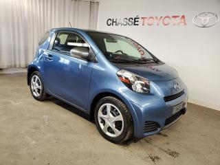 Used 2015 Scion iQ for sale in Montréal, QC