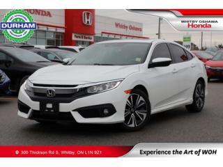 Used 2016 Honda Civic w/Honda Sensing for sale in Whitby, ON