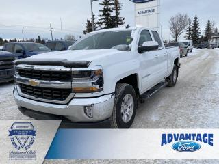 Used 2018 Chevrolet Silverado 1500 5.3L V8 - Cruise Control for sale in Calgary, AB