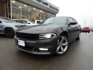 Used 2017 Dodge Charger SXT PLUS LEATHER/20 INCH WHEELS/SPORT SUSPENSION for sale in Concord, ON
