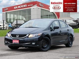 Used 2015 Honda Civic Touring for sale in Mississauga, ON