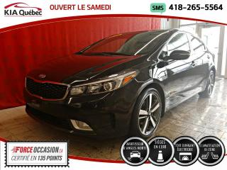 Used 2017 Kia Forte EX* LUXE* TOIT* CUIR* CAMERA* for sale in Québec, QC