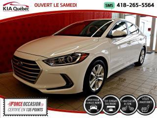 Used 2017 Hyundai Elantra GLS* TOIT* CARPLAY* SIEGES CHAUFFANTS* for sale in Québec, QC