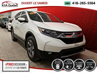 Used 2018 Honda CR-V EX* AWD* TURBO* TOIT* CAMERA* BIZONE* for sale in Québec, QC