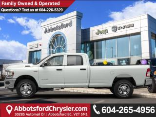 New 2019 RAM 3500 Tradesman - Diesel Engine for sale in Abbotsford, BC
