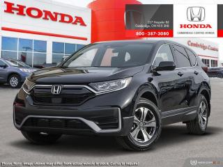 New 2020 Honda CR-V LX for sale in Cambridge, ON