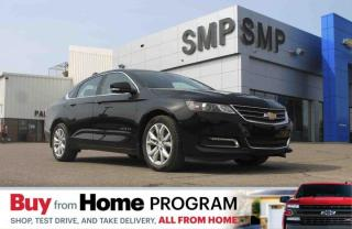 New 2019 Chevrolet Impala LT for sale in Saskatoon, SK