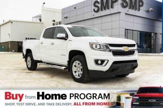 New 2019 Chevrolet Colorado 4WD LT for sale in Saskatoon, SK