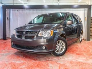Used 2018 Dodge Grand Caravan SXT PREMIUM PLUS**CUIR**STOW'N GO** 90 JOURS SANS PAIEMENTS (DÉTAILS EN CONCESSION) for sale in Montreal, QC