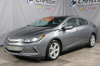 Used 2018 Chevrolet Volt LT-DEM A DISTANCE-VOLANT+BANCS CHAUFFANTS for sale in Montréal, QC