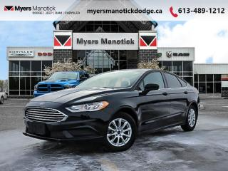 Used 2017 Ford Fusion S  - Bluetooth -  SYNC - $104 B/W for sale in Ottawa, ON