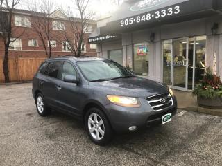 Used 2007 Hyundai Santa Fe GLS  4WD for sale in Mississauga, ON