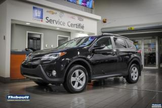 Used 2014 Toyota RAV4 AWD 4dr XLE for sale in Sherbrooke, QC
