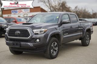 Used 2018 Toyota Tacoma SR5 for sale in Hamilton, ON