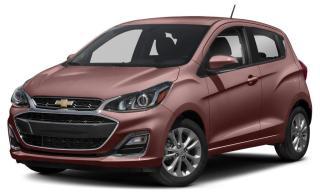 New 2020 Chevrolet Spark 1LT CVT for sale in Peterborough, ON