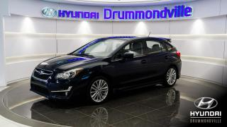 Used 2015 Subaru Impreza 2.0 SPORT PACKAGE + GARANTIE + WOW !! for sale in Drummondville, QC