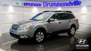 Used 2011 Subaru Outback 3.6R LIMITED + GARANTIE + CUIR + TOIT + for sale in Drummondville, QC