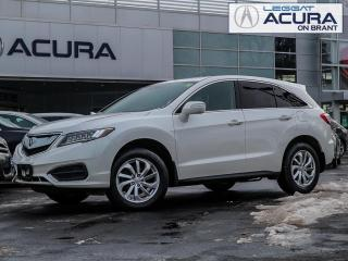 Used 2018 Acura RDX Tech TECH | 1OWNER | NOACCIDENTS | LEATHER | SUNROOF | for sale in Burlington, ON
