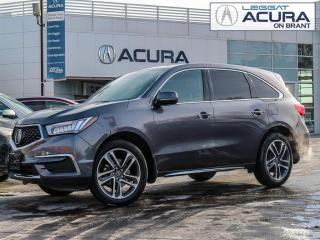 Used 2017 Acura MDX Navigation Package NAVI | 1OWNER | NOACCIDENTS | BOUGHTHERE | AWD | for sale in Burlington, ON