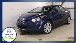 Used 2016 Hyundai Elantra Berline 4 portes, boîte automatique, GL for sale in Val-David, QC
