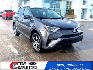 Used 2018 Toyota RAV4 Toyota RAV4 2018 AWD, Caméra de recul, b for sale in Gatineau, QC