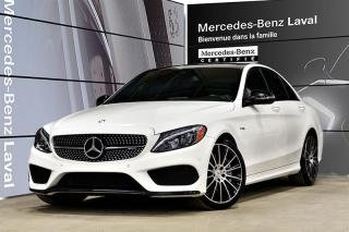 Used 2017 Mercedes-Benz C43 AMG 4MATIC Sedan for sale in Laval, QC