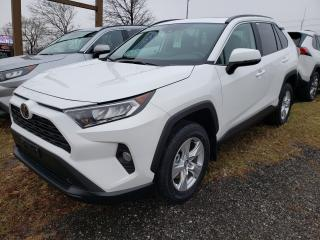 New 2020 Toyota RAV4 XLE for sale in Etobicoke, ON