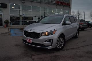 Used 2019 Kia Sedona LX for sale in Pickering, ON