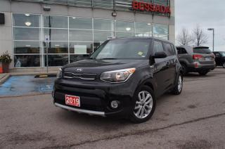 Used 2019 Kia Soul EX for sale in Pickering, ON